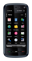 Nokia 5800 XpressMusic BLUE GAME
