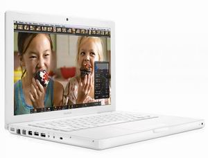 Apple MacBook MB403RS/A (белый)