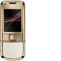 NOKIA 8800 GOLD ARTE white