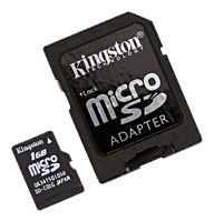 Micro SD (Trans flash) 1 GB Kingston